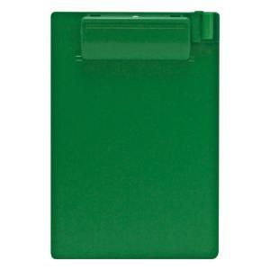 セキセイ ファイル クリップボード A6-E グリーン SSS-2058P-30|bunguya