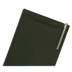 セキセイ ファイル クリップボード A6-E グリーン SSS-2058P-30|bunguya|02