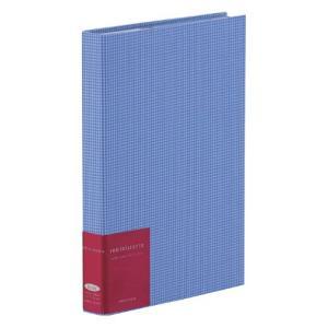 セキセイ アルバム ハーパーハウス レミニッセンス ポケットアルバム ブルー XP-2202-10  文房具|bunguya
