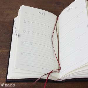 日記帳 5年日記 名入れ 無料 ミドリ 扉柄|bunguya|02