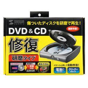 サンワサプライ SANWA ディスク自動修復機(研磨タイプ) CD-RE2AT bunguya