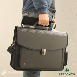 エグザコンタ EXACOMPTA エグザトラベル EXATRAVEL A4サイズ ビジネスバッグ|bunguya