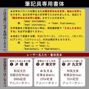 ボールペン 名入れ 無料 文房具オブザイヤー2012 エルバン カートリッジインク用ペン ブラス|bunguya|14