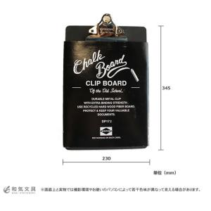ハイタイド クリップボード ペンコ penco クリップチョークボード A4|bunguya|07