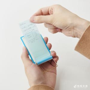 文房具 便利 付箋 カンミ堂 スット 立つフィルムふせん|bunguya|03