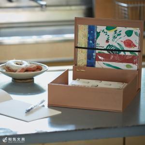 文房具 収納 キングジム 紙文箱 カミフミバコ レターケース|bunguya|08