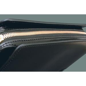 國鞄 レザーセカンドバッグ 不易流行|bunguya|03