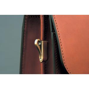 國鞄 レザーセカンドバッグ 不易流行|bunguya|05