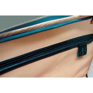 國鞄 レザーセカンドバッグ 不易流行|bunguya|07