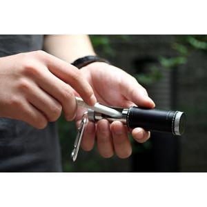 携帯灰皿 BTレザー ツイスト式 携帯灰皿|bunguya