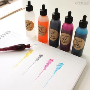 呉竹 ink-cafe おうちで楽しむ私のカラーインク作りキット|bunguya|03