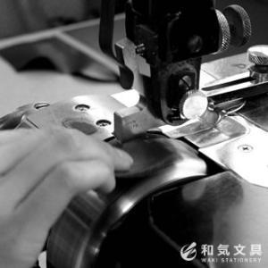本革 ギフト 日本製 革巻きクリップ L あすつく対応|bunguya|06