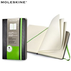 名入れ 無料 モレスキン(モールスキン) MOLESKINE エバーノート Evernote ビジネスノートブック bunguya