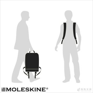 モレスキン MOLESKINE ID スリングバックパック|bunguya|04