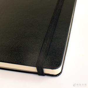 レーザー名入れ無料 モレスキン MOLESKINE ノートブック ミディアム ブラック bunguya 10