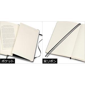 レーザー名入れ無料 モレスキン MOLESKINE ノートブック エクスパンデット ラージサイズ ハードカバー|bunguya|07