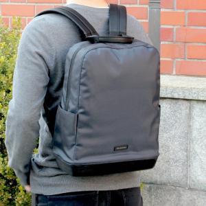 モレスキン バッグ バックパック テクニカルウィーブ|bunguya