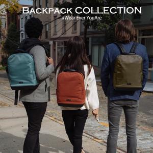 モレスキン バッグ バックパック テクニカルウィーブ|bunguya|12