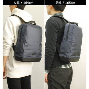 モレスキン バッグ バックパック テクニカルウィーブ|bunguya|07