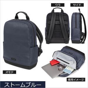 モレスキン バッグ バックパック テクニカルウィーブ|bunguya|09