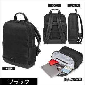 モレスキン バッグ バックパック テクニカルウィーブ|bunguya|10
