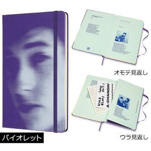 [限定]モレスキン MOLESKINE ボブ・ディラン ノートブック ラージサイズ|bunguya|08