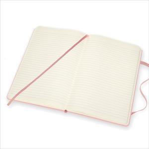 [限定]モレスキン MOLESKINE さくらピーナッツ ノートブック ラージ 横罫|bunguya|09