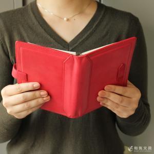 手帳 システム手帳 名入れ 無料 ダヴィンチ グランデ ロロマクラシック 聖書サイズ (リング15mm)|bunguya|06