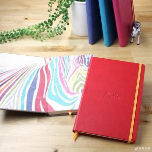 名入れ 無料 [限定]ロディア RHODIA ロディアラマ ノートブック rhodiarama A5サイズ(14.8x21cm)|bunguya