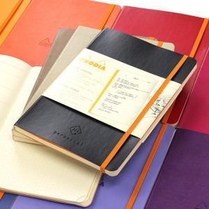 バレットジャーナル 名入れ 無料 ロディア RHODIA ラマ パーペチュアルノートブック A5 / 誕生日 プレゼント ギフト 記念 送別 祝い 退職 父の日 母の日|bunguya