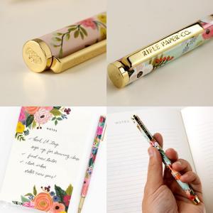 花柄 ギフト ライフルペーパー RIFLE PAPER CO. ボールペン 女性向けギフト プレゼント|bunguya|05