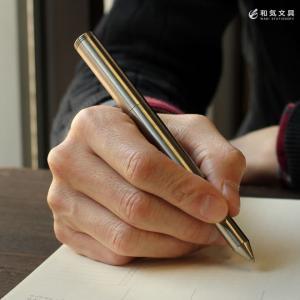 限定  ボールペン ショーン・デザイン Schon DSGN チタニウム Titanium ボールペン ショーンデザイン|bunguya|03