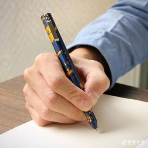 ボールペン ショーン・デザイン #02 マルチカラー アルミニウム クリップペン ショーンデザイン|bunguya|04