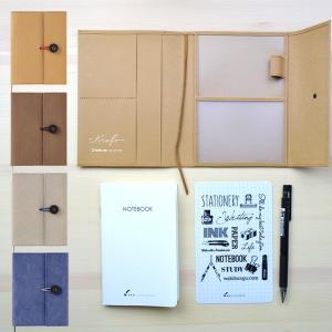 ●重量 ・約86g  ●内容 ・ノートカバー、5mm方眼ノート、下敷き、ボールペンの和気文具オリジナ...