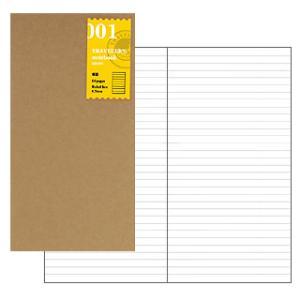 ●仕様 ・サイズ:H210×W110×D4mm ・横罫6.5mm ・ページ数:64ページ ・MD用紙...