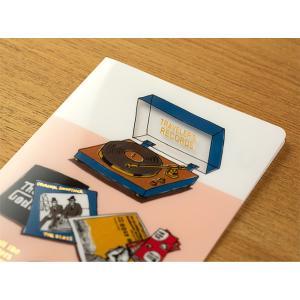 2020年 限定品 トラベラーズノート TRAVELER'S Notebook クリアホルダー|bunguya|02