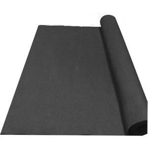 毛氈 黒 原反 切売り 2mm厚 180cm巾 1cmあたり 75円+税 40cm以上で販売 3カットまで無料 紙包み 同梱不可 大型商品につき個別送料|bunrindo-1