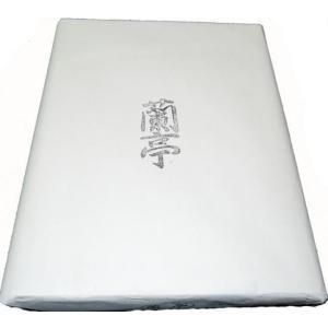 書道 紙 蘭亭 半切(35×135cm)100枚|bunrindo-1