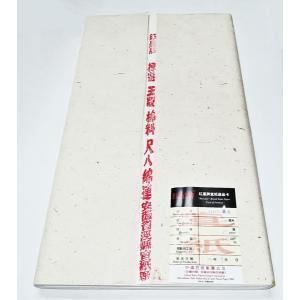 書道 紙 紅星牌 棉料単宣 尺八屏(53×234cm)50枚|bunrindo-1