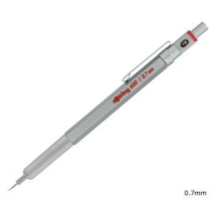 ロットリング 1904444 600 メカニカルペンシル 0.7mm シルバー|bunsute