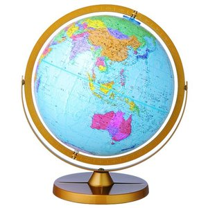 リプルーグル 30872 地球儀 チャレンジャー型<The Challenger> 球径30cm 日本語版 12''WORLD NATION SERIES|bunsute