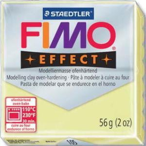 ステッドラー 8020-105 CLAY FIMO オーブンクレイ フィモ エフェクト <バニラ>|bunsute
