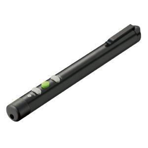 【送料無料♪(沖縄・離島を除く)】コクヨ ELP-G30N レーザーポインター<GREEN>(ペンタイプ for PC)|bunsute