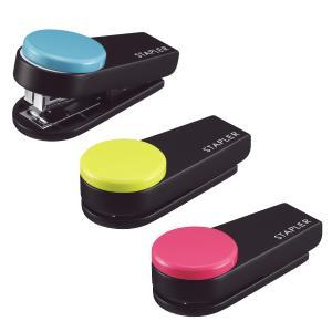 マックス HD-10XS/ カラーギミック ホッチキス ハンディタイプ|bunsute