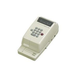 コクヨ IS-E21 電子チェックライター 8桁 コードレス リピート印字|bunsute