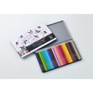 三菱鉛筆 K88836C 色鉛筆No.888 36色セット bunsute