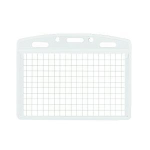 コクヨ ナフ-C185N 名札用PETケース 名刺 IDカードサイズ|bunsute