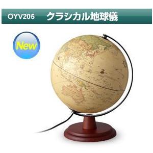 レイメイ藤井 OYV205 クラシカル地球儀 球径25cm bunsute