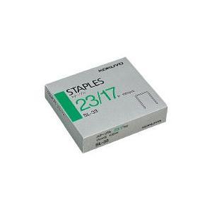 コクヨ SL-33 ステープル針 23/17号針 1000本入り|bunsute