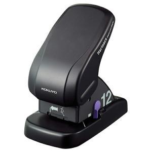 コクヨ SLN-MS112D 針なしステープラー<ハリナックス>(卓上12枚)|bunsute